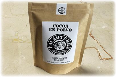 Cocoa en polvo