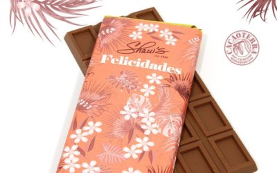 Agradece con chocolate
