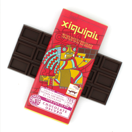 Xiquipil 70% cacao – Chocolate Oscuro