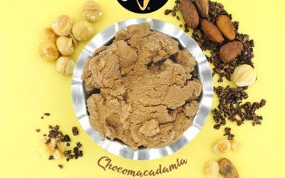 Choco Macadamia Gelato