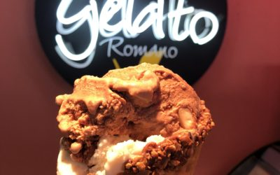 Gelato Romano = Felicidad