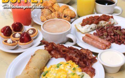 Desayuno Buffet – Shaw´s Basilea