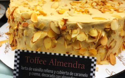 Toffee Almendra