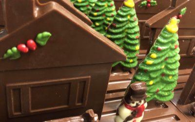 Taller de chocolates
