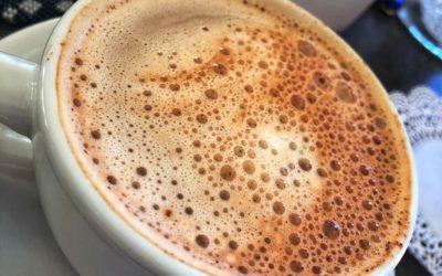 Cocoa caliente