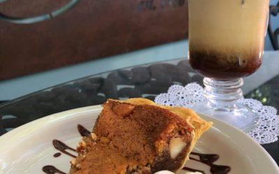 Pie de Macadamia