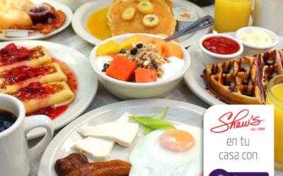 Desayunos Shaw's
