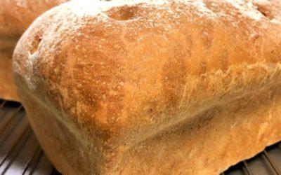 Pan blanco francés